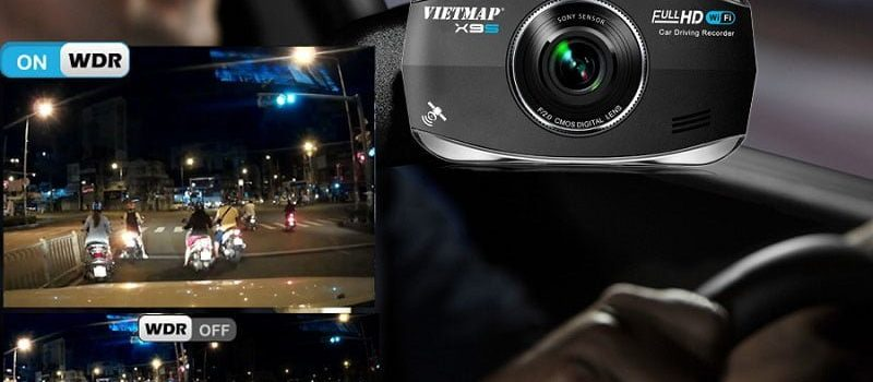 Camera Hành Trình Vietmap X9s Wdr