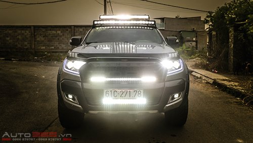 Do Den Led Ford Ranger 2