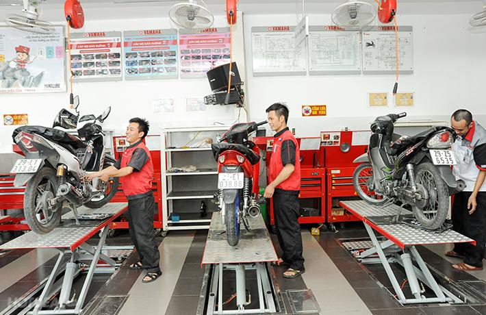 Bảo dưỡng xe máy là gì cũng những lưu ý khi bảo dưỡng - Linh Kiện ...