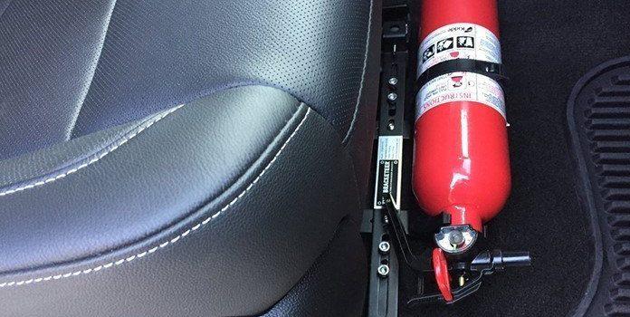 Vị trí đặt bình cứu hỏa an toàn