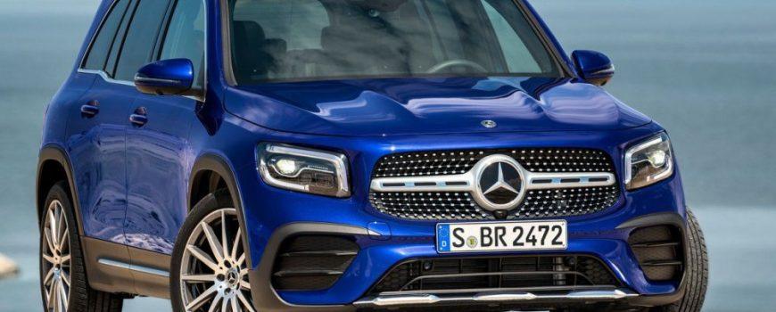 Đánh giá sơ bộ xe Mercedes-Benz GLB 200 AMG 2021
