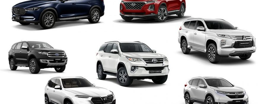 Top 7 Suv 7 Cho Gia Tu 1 Ty Den 1 5 Ty Dong 2020