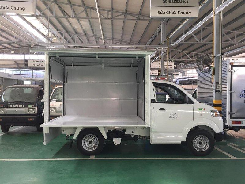 Hinh 4 Gia Xe Suzuki Carry Pro 2021 Phu Thuoc Vao Thiet Ke Thung